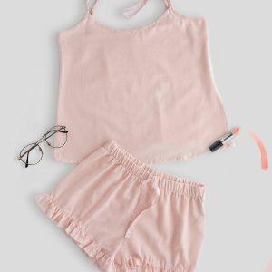 Pijamas, pijamas en lino, pijamas rosadas, pijama blanca, pijama rosada, pijamas baratas, pijamas en lino, tela lino, pijamas cafe, pijamas en bogotá, pijamas al por mayor.